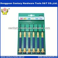 6pcs screwdriver in hammer handle