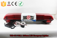 12V Red LED Strobe Wanring Lightbars/High Speed Road Safety Emergency Signal Light BarsTBD-GC-710L1