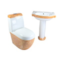 A3960 China manufacturer one piece toilet Hot salling