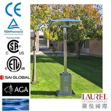 Classic Stand Up Patio Heater Cover - square base