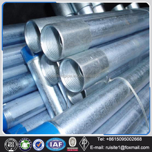 Galvanized steel pipe sleeve