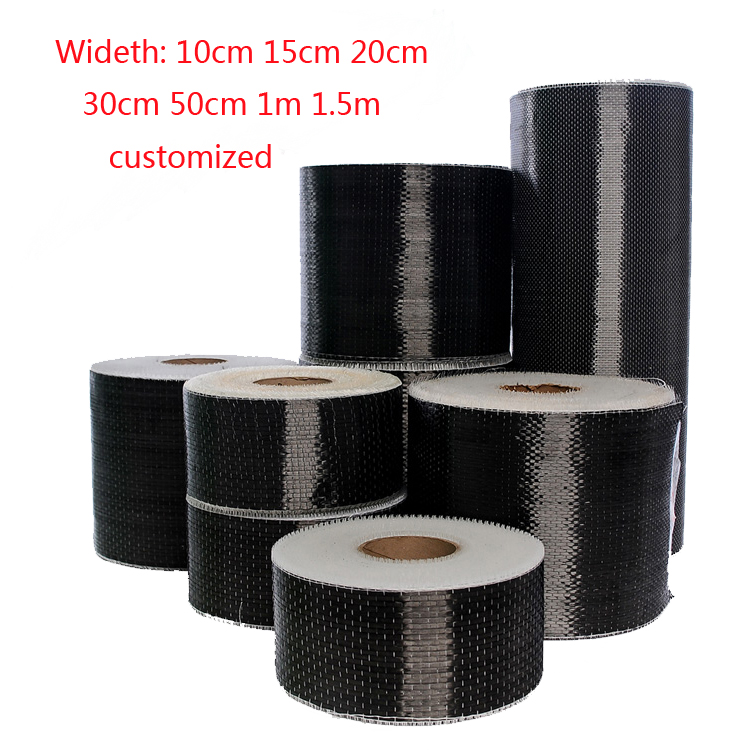 1k 3k 6k 12k t300 twill carbon fiber fabric price for sale