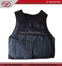 Level iv concealable bullet proof vest with ballistic plate carry body armor
