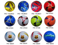 Wholesale china customized sports equipment size 5 machine stitched football ball ball