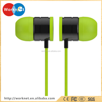 in-ear headphone stereo sound, clear treble, noise-isolating with microphone,music suitable for iOS Android System