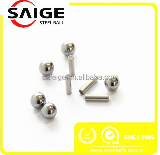 Good quality chinese stress stainless steell ball with hrc25-39