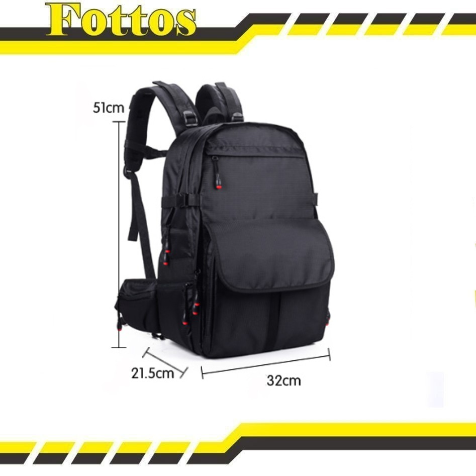 Popular hot sale photo travel backpack camera bag backpack