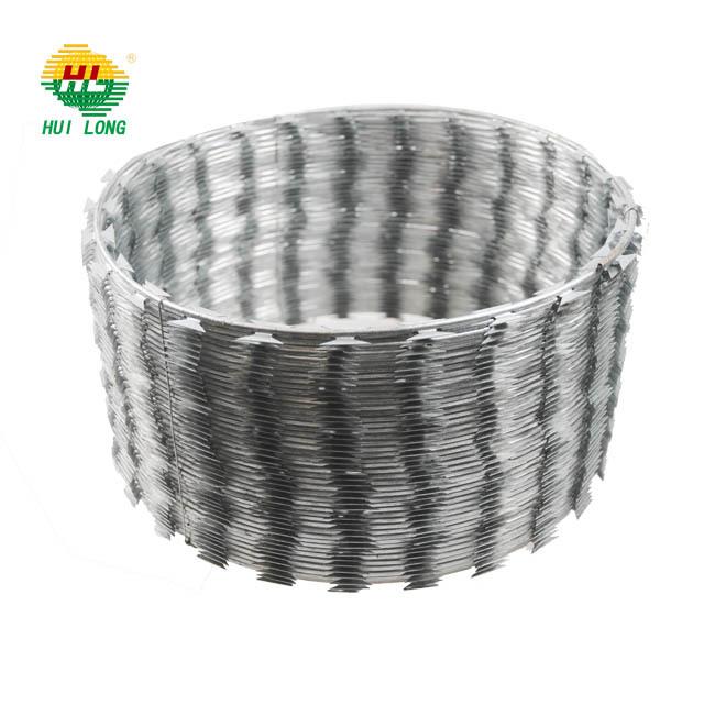 BTO-22 Concertina Ripper Razor Wire/Concertina Barbed Wire Tape(Factory)