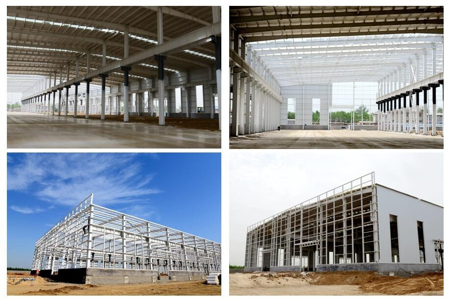 steel structure building Shenyang Lanying
