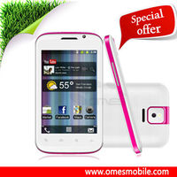 OMES Android phone OT991 unlocked 4inch Smart MobilePhone
