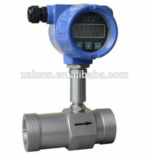 High accuracy liquid nitrogen flow meter
