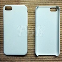 Customized Blank 3D sublimation plastic phone case for iPhone 5C