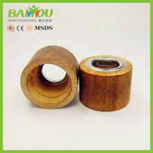 New product 2015 manufacturer price wooden jar lid
