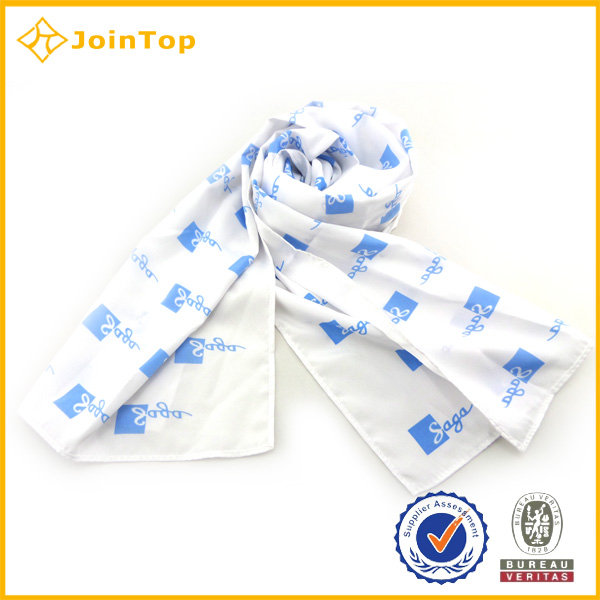 Wholesale White silk scarves for dying