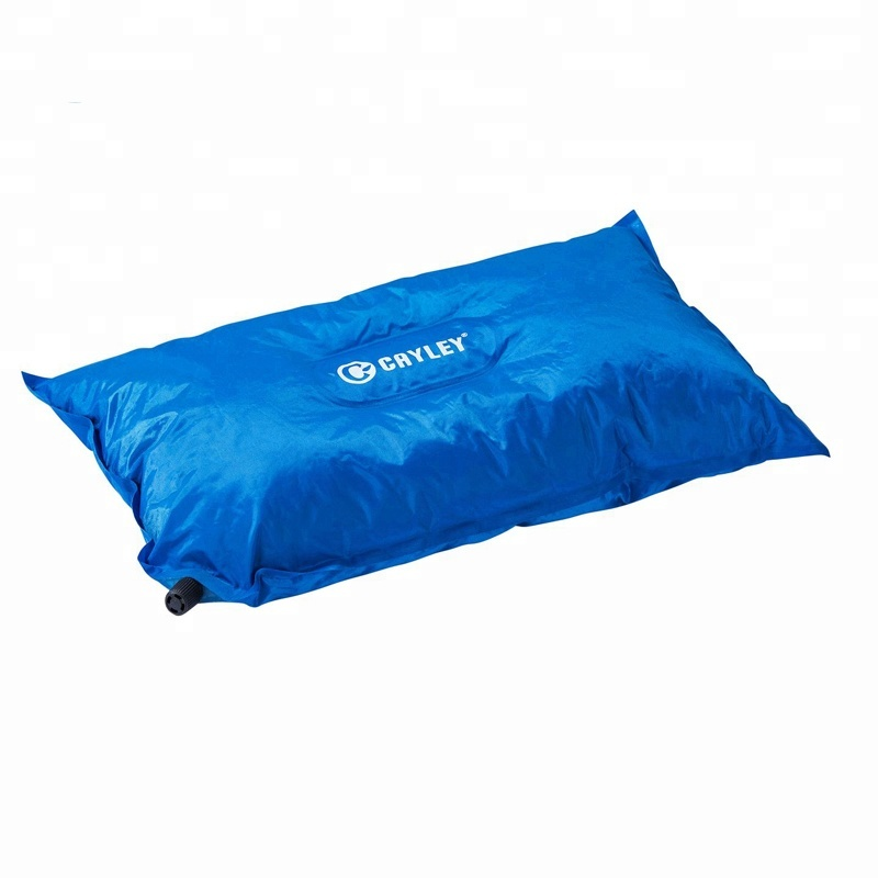 easy for carrying Inflatable pillow for outdoor