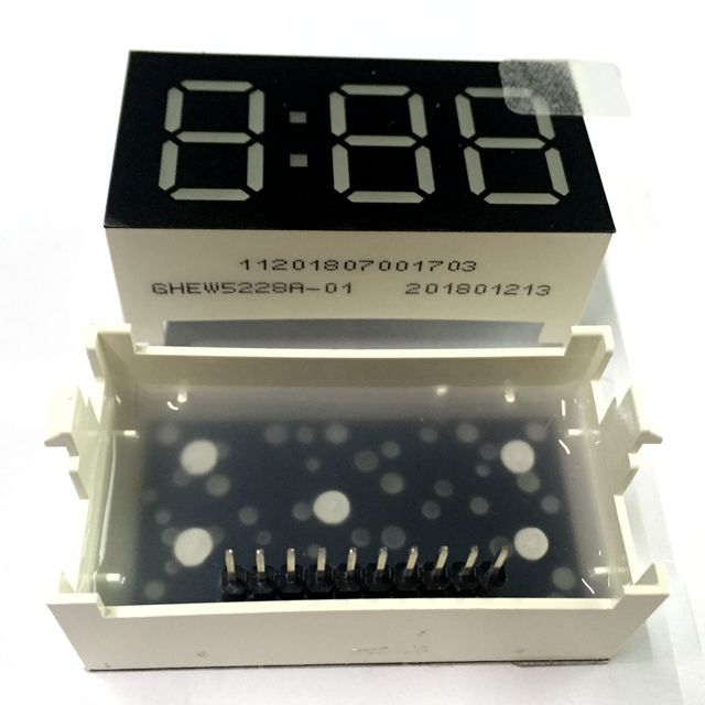 Customized 0.36 inch 3 digit 7 segment LED display