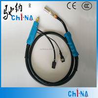 ChiNa 500A mini gas cooled welding torch