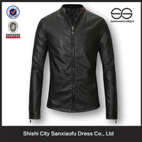 New Design Black With Gold Zipper Leather Jacket, Men's Custom Yamaha Leather Motorcycle Jacket