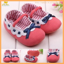 Hot selling anti-slip fancy baby girl shoes in bulk