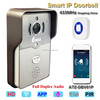 ATZ New Arrival eBELL Full Duplex Audio Night Vision 720P HD Wireless Intercom Wi-Fi Video Dingdong Doorbell