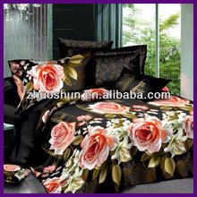 printed bedsheet and quilt cover