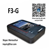 Super quality auto Diagnostic tester F3 G SCAN TOOL for Japanese, Chinese, European, American, Korean, Indian cars and trucks