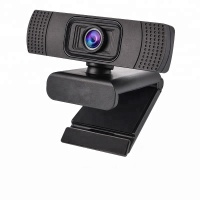 High Quality 1080P Flashlight Webcam with Built-in MIC