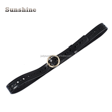 2018 Hot Selling Customized Lady Belts Leather zinc Alloy Belts