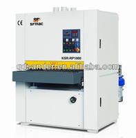 Two head sanding machinery auto polisher machine