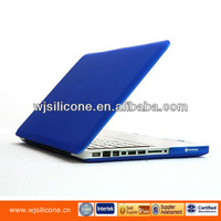 Rubber Coating Plastic Smart Cover Case for Macbook Pro 13 Inch