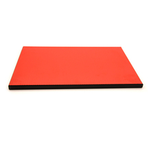 3mm high glossy red interior fireproof cheap decorative natural hpl compact laminate sheet material for kitchen cabinet