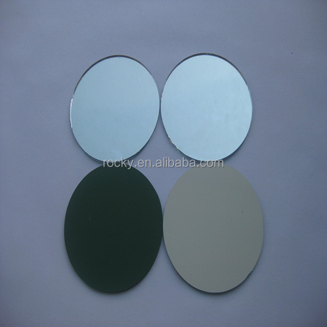 2mm,1.8mm,1.5mm clear sheet glass magnify mirror