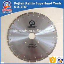 Laser welded diamond saw blade for asphalt cut off saw