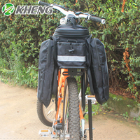 Fashion Multi Functional Bike Trunk casual Bag Folding Bike Carry