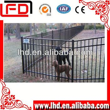 The High Modular chain link dog kennels factory in Shandong China