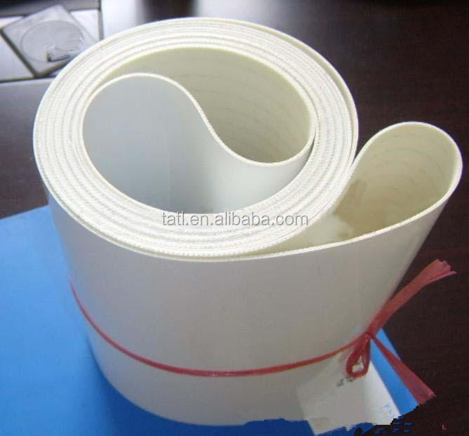 Silicone Skeleton-type Conveyor belt for Corona treatment shock machine
