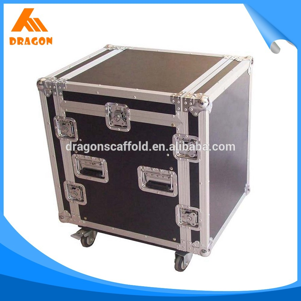 Manufacturer supply light weight flight case