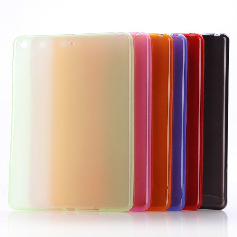 For Apple ipad Air / iPad 5 TPU Back Case Cover