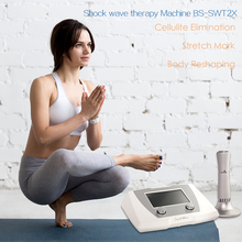 Smartwave shockwave Equipment Acoustic Shock WaveTherapy for Smoother Firmer Skin and Stretch marks