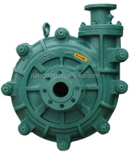 2 inch metal liner horizontal centrifugal light duty lime sludge slurry pump