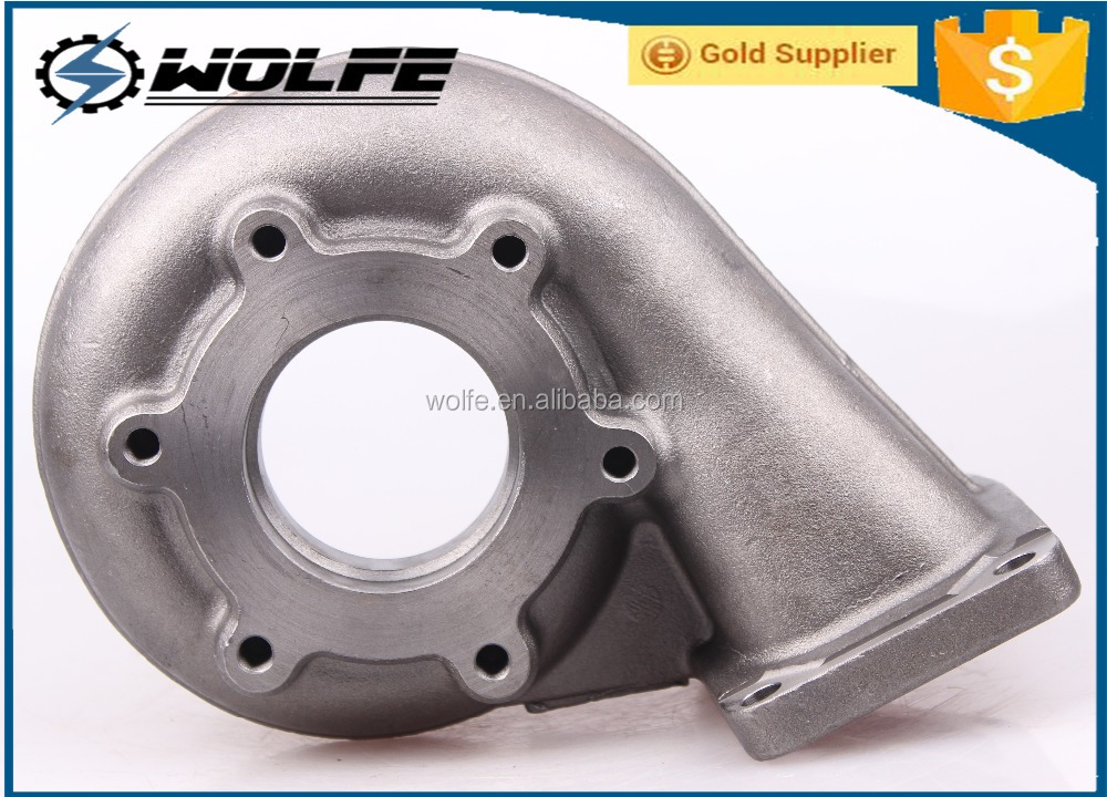 Pricision turbocharger turbine housing J92 for turbo spare parts