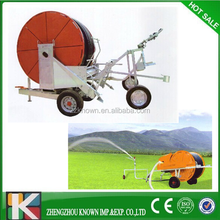 Newly Easy Handle Farm Traveling Irrigator Machinery For Sale