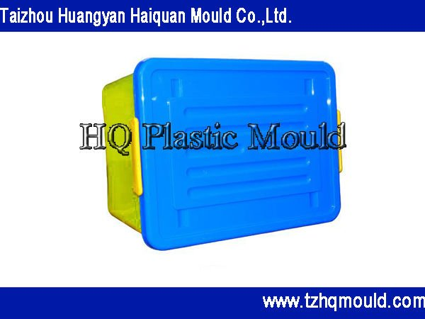 clothes storage box mould,plastic injection molding in taizhou huangyan