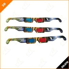 2012 New Paper Circular Polarized 3d Glasses