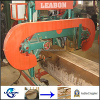 Diesel or Petrol Engine Forest Timber Sawmill Machine