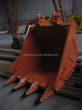 China manufactory supply Long Durability, High Quality and can be customized DAEWOO sand bucket excavator