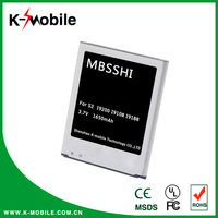 High Capacity Mobile Phone I9100 Battery gb t18287 for Samsung Galaxy S2 Battery