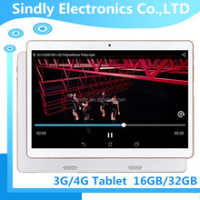 Android Tablet 3G MTK6582 Quad Core Phone Call 9.6 inch Tablets Bluetooth 5.1 OS Dual Cam 1GB RAM 8GB ROM Ultra Slim Phablet