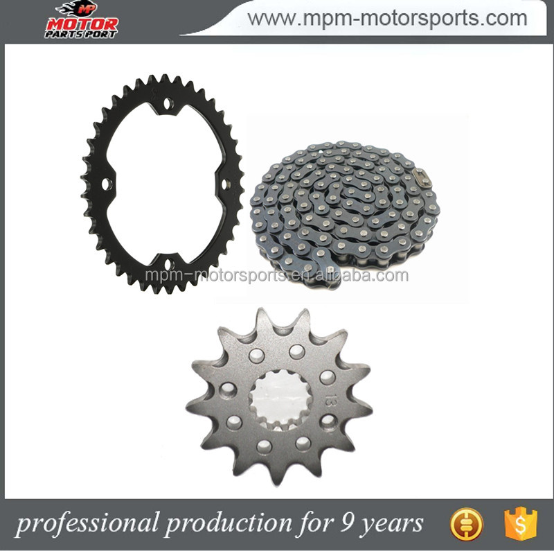 High Standard Top motorcycle drive sprocket for yamaha YFZ 450