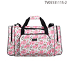 Fashion Fancy Weekend Travel Duffel Storage Bag